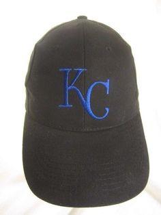 detailed look cdf9d 60e4f Kansas City Baseball Cap Hat Edward D. Jones Co Promo Royals Hard to Find!