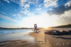 Trash the Dress shoot!  Alec & T are a must for a Los Cabos wedding