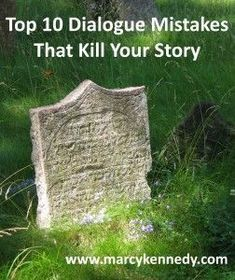 Top 10 Dialogue Mistakes that Kill Your Story writing tips Book Writing Tips, Writing Words, Fiction Writing, Writing Help, Writing Skills, Writing Prompts, Writing Studio, Writing Journals, Writing Quotes