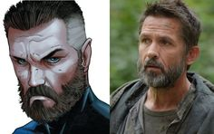 Can we all agree that Billy Campbell needs to be the next Reed Richards