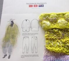 Temporale: Royal College of Art Semi-Finalists announced! | Todds Blog | Blog | Todds Hand Knits