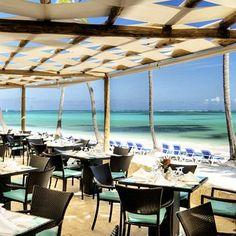 Dining Seaside- Barcelo Bavaro Palace