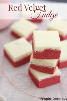 This red velvet fudge has a cream cheese frosting layer and is so easy to make! Naturally gluten-free. I love cream cheese, and cream cheese frosting. That is probably the biggest reason that I like red velvet cake. It has cream cheese frosting (or at least it always should.) For valentines day this past year... Read More »