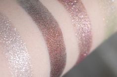 Pearl Squirrel: Darling Girl Cosmetics: review and eyeshadow swatches!