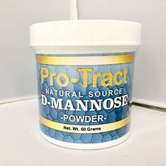 Natural Source D-Mannose 2000 mg Powder 50 grams Supports Urinary Tract & Bladder Black Currant Oil, Black Currants, Healthy Life, Herbalism, Powder, Herbs, Free Shipping, Natural