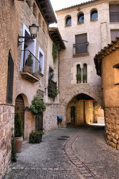Callejuela de Alquezar, Huesca