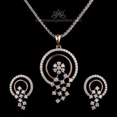 """Check out our website for even more details on """"buy diamond pendant set"""". It is actually an exceptional area to get more information. Diamond Pendant Necklace, Pendant Jewelry, Diamond Jewelry, Jewelry Sets, Gold Jewelry, Gold Necklaces, Diamond Necklace Simple, Men's Jewellery, Designer Jewellery"""