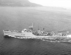 Posted by - John Currin - HMS Dundas was a Blackwood-class anti-submarine warfare frigate of the Royal Navy,