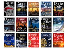 Daniel Silva: creator of Gabriel Allon | Acts of Leadership