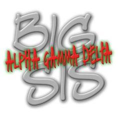 AGD - big sis