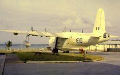 Seletar Sunderlands Flown 1946 -58 by 88, 205, 209' and 230 Sqd.