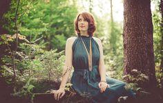Lichtmädchen Fotografie | Portrait, Portraitshooting, Girl, Womand, female, Redhead, green, Märchen, Fairytale, Forrest, Wald, outdoor