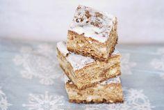 Swiss Läckerli - Swiss gingerbread - Leckerli suizo I