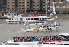 Clipper race yacht iChorcoal 2015-16 - Stock Image Photo Stock Images, Stock Photos, Boats, Dolores Park, Racing, Photography, Travel, Running, Photograph