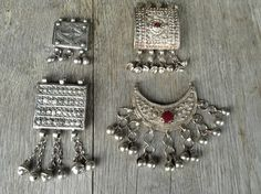 Ethiopian amulets and scroll holders, solid silver 835/1000 and genuine old/antique all from before 1930 and older.