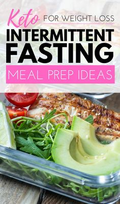 Lose weight with intermittent fasting. 20 low carb meal prep recipes for beginners looking to start right with intermittent fasting. Get better results with these recipes and foods. Learn new intermittent fasting meals ideas and recipes for weight loss. Easy low carb recipes great for weight loss that are keto too. Healthy keto breakfast, lunch, and dinner recipes. | GeekyTricee #keto #ketogenic #ketorecipes #healthyeating #healthyrecipes #healthyliving #lowcarb Clean Eating Recipes For Weight Loss, Healthy Eating Habits, Low Carb Recipes, Healthy Recipes, Low Carb Tacos, Chicken Meal Prep, Recipes For Beginners, Intermittent Fasting, Dinner Recipes