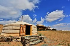 Dream holidays: National Geographic's Unique Lodges of the World - Three Camel Lodge, Mongolia
