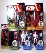 Star Wars The Force Awakens Figure Set (Brand New): FREE SHIPPING