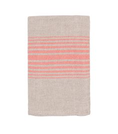Linen Hand Towel with Sewn Hem