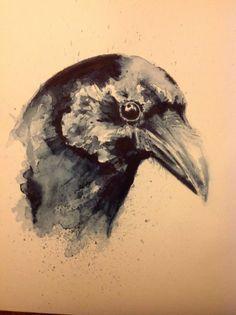 Crow 009