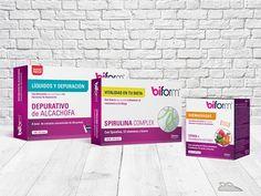 Biform quemagrasas #health #diet #packaging #marketing #advertising