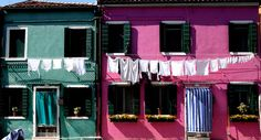 Burano, Italy - Photo taken by N. Lopoukhine