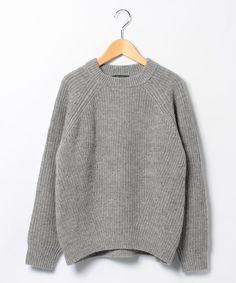 エアリーウール クルーネックプルオーバー-MACPHEE(MACPHEE) | 全品送料無料 | レディース・メンズ ファッション通販 MAGASEEK