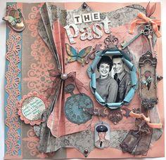 The Past-*Swirlydoos* - Scrapbook.com
