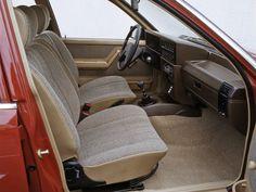 Interior Opel Rekord (E2) '10.1982–86