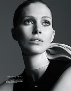 Iselin Steiro by Karim Sadli for The Gentlewoman Spring Summer 2013 2