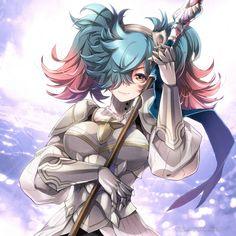 Fire Emblem: If/Fates - Pieri