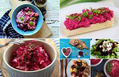 Hledáte inspiraci na nejlepší recepty z červené řepy? Podívejte se na 7 tipů foodblogerů a kulinářských nadšenců z Instagramu. Obsahují teplé i studené recepty!