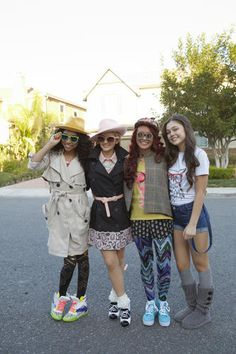 Girl Power is on Point in 'Project on Netflix - Stream the Entire Season… Project Mc2, Mika Abdalla, Project Mc Square, Mad Scientist Party, Mighty Girl, Teenage Dream, My Little Girl, New Girl, Outfits For Teens