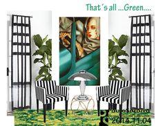 That´s all green PauloSaraivaDecoraçao.