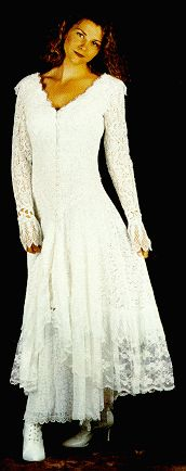 Cowgirl Bridal Gown
