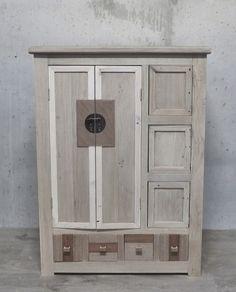 Wind'Art | Design, upcycling | Scoop.it  D'anciennes fenêtres se transforment en meubles design