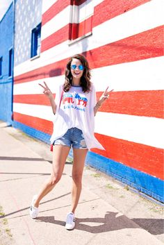 let's be friends tee from wildfox