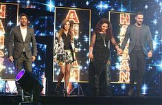 Arab Idol 3, The Extra Four Finalists