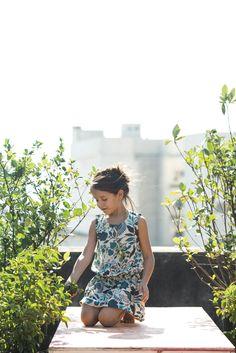 Nina print for A Fábula | Natália Sicsú