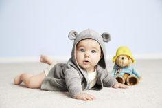 〈babyGap〉が再現する、パディントン ベア™の世界   MilK ミルクジャポン