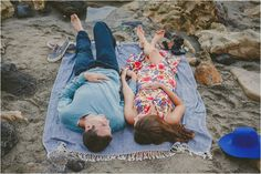 Southern California Bride: Engagement Sessions