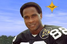 Lynn Swann - Pittsburgh Steelers, my fave football player ever! Pitsburgh Steelers, Here We Go Steelers, Steelers Stuff, American Football, Nfl Football, Arena Football, Football Players, Lynn Swann, Pittsburgh Sports