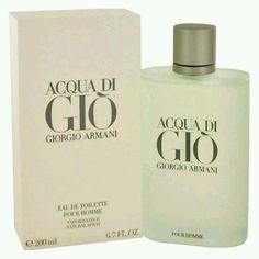 Acqua Di Gio Eau De Toilette Spray by Giorgio Armani for Men This classic  men s cologne opens with brisk, cool calabrian bergamot, green tangerine. 5aa6e1c763