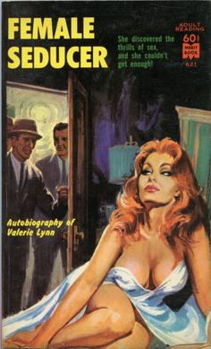 Pulp Covers • Female Seducer http://bit.ly/1SMz7eC