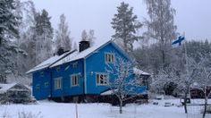 Itsenäisyyspäivänä 2013. Olen suomalainen.