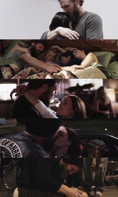 I want someone to love me like opie loved donna