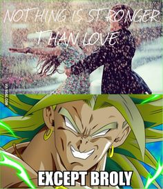 Except Broly