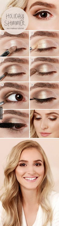 Shimmer Make Up