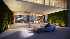 new miami condo renderings | One Paraiso: Full Set Of Floor Plans & Renderings