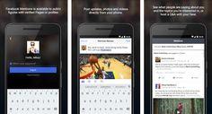 Android için Facebook Mentions Uygulama İndir